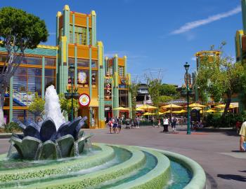 Downtown Disney California