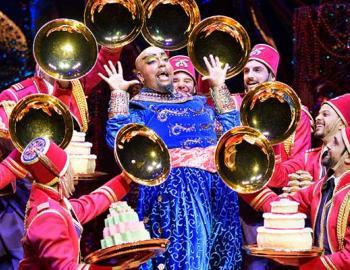 Disneys Aladdin Musical