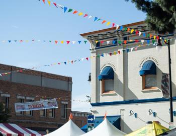 Orange International Street Fair | Val's Vacation Homes