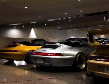 tuner evolution car show
