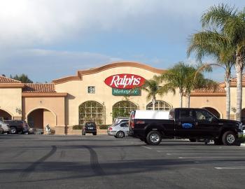 Ralphs Market San Clemente California
