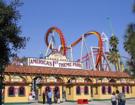 Knott's Berry Farm California