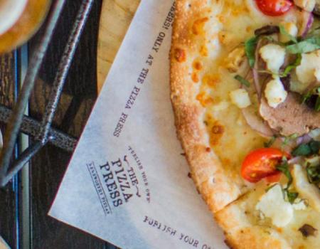 pizza press anaheim
