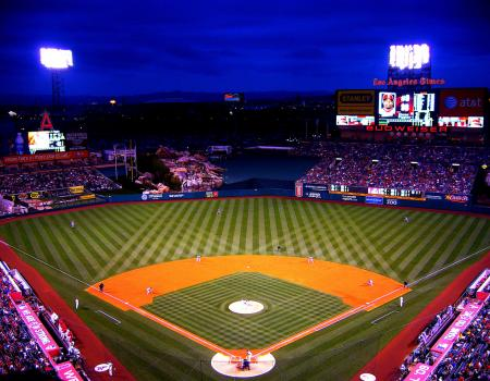 Angels Stadium | Anaheim Lodging | Vals Vacation Homes