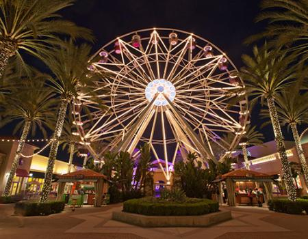 Irvine Spectrum California