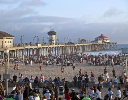 Surf City USA | Huntington Beach Pier
