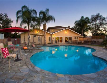 vacation rental pool disneyland