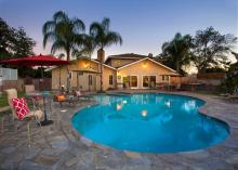 vacation rental pool disneyland