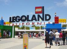 LEGO Land California Entrance