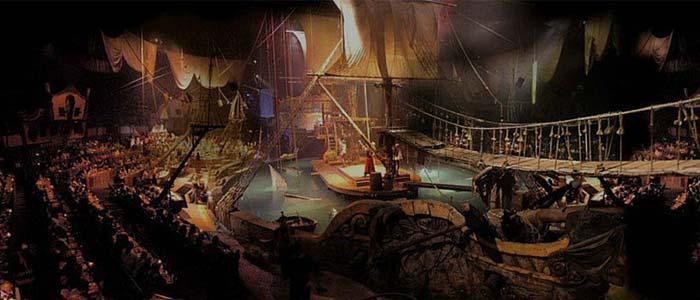 Pirates Dinner Adventure Anaheim | Vals Vacation Homes