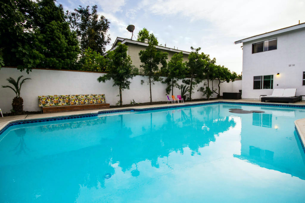 so cal vacation rentals with pool